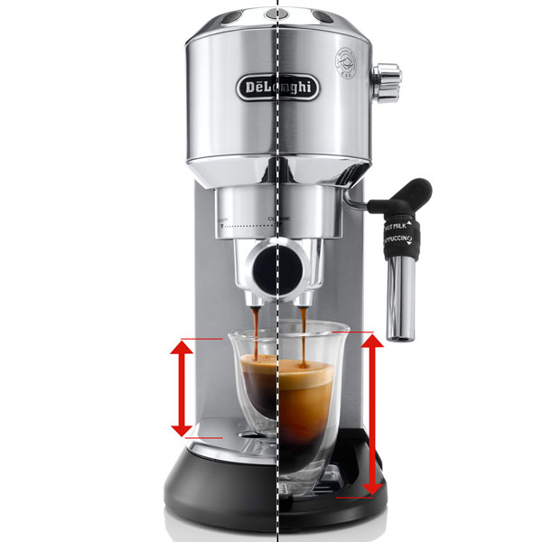 Pump Driven Espresso Maker