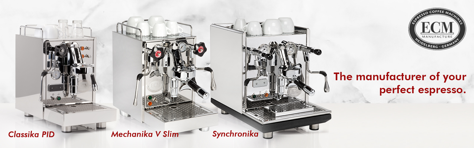 Espresso Coffee Machine – ECM