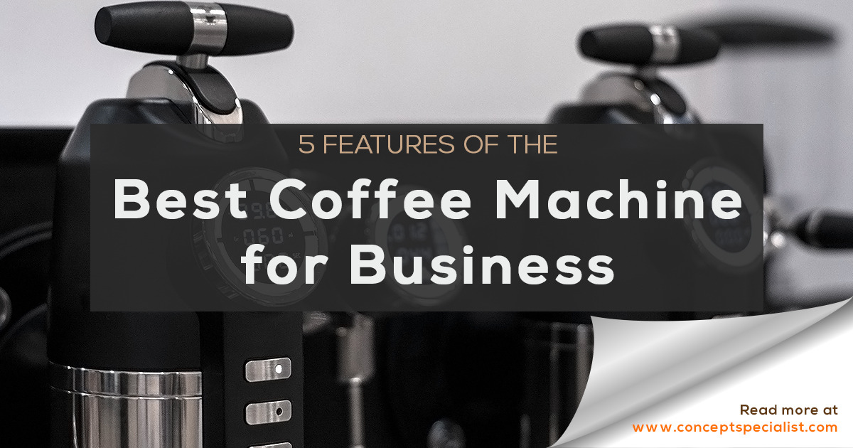 The Best Commercial Coffee Maker: What to Look For