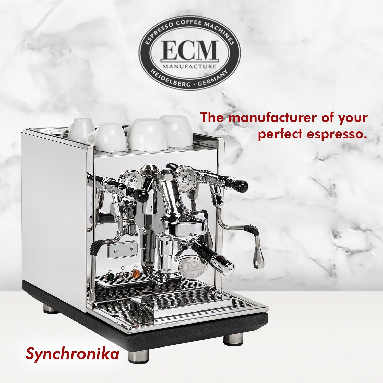 Espresso Coffee Machine – ECM