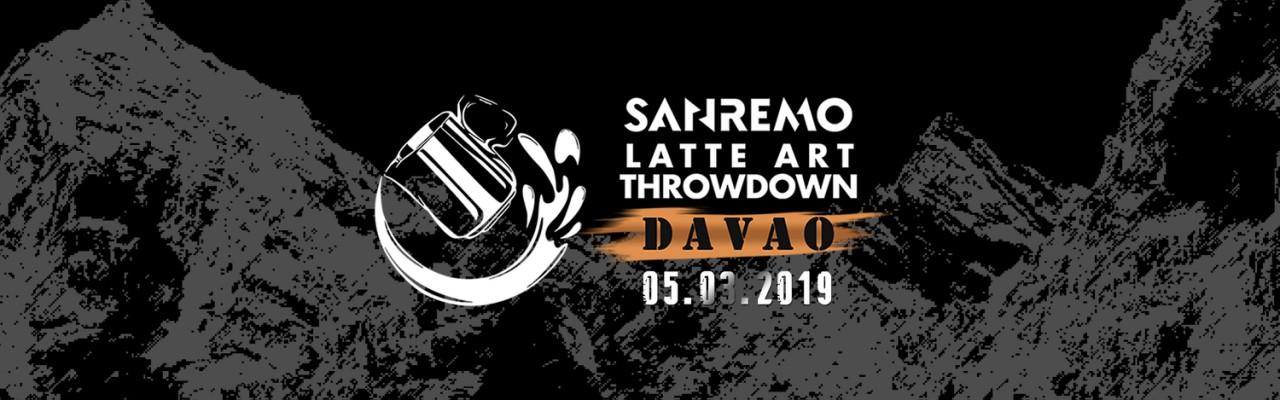 Sanremo Latte Art Throwdown Davao Leg 2019